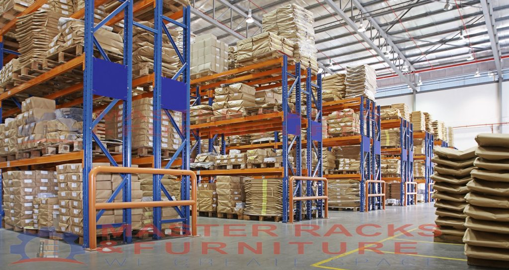 Best Warehouse racking system provider in Bangladesh